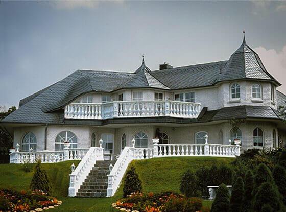 Stadtvilla weiße klinker  Exklusive Stadtvilla planen und bauen bei Stilhaus