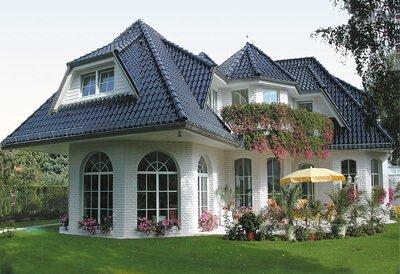 Fertighaus mansarddach fertighaus mansarddach with for Fertighaus klassisch