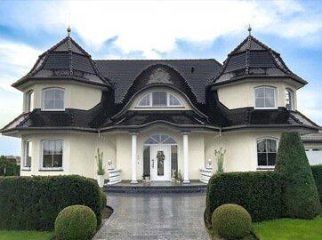 Fertighaus landhaus villa  Massivhäuser & Villen planen und bauen mit Stilhaus