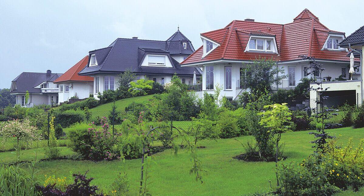 Englisches landhaus fertighaus  Fertighäuser und Massivhäuser in Deutschland und Österreich