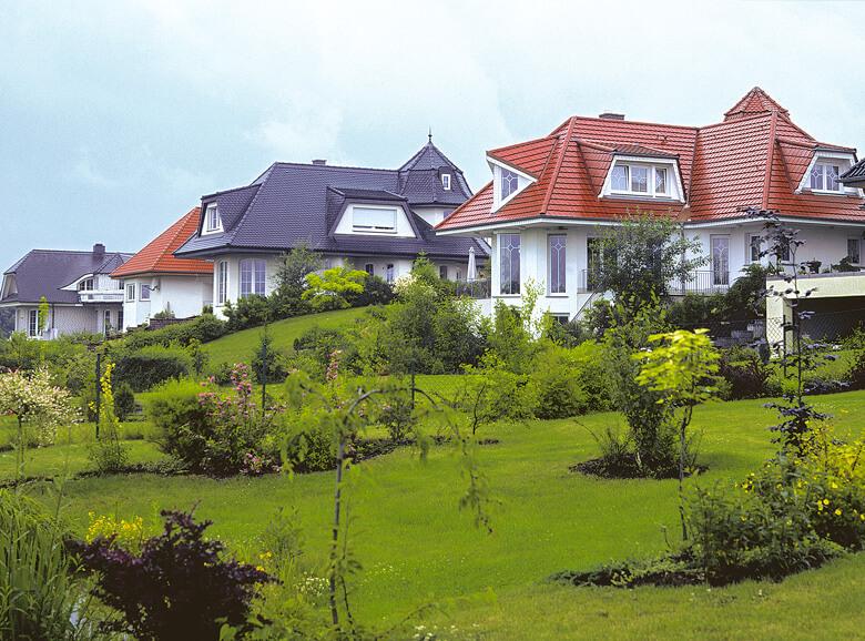 Sch nes massivhaus bauen oder massives architektenhaus kaufen for Architektenhaus bauen