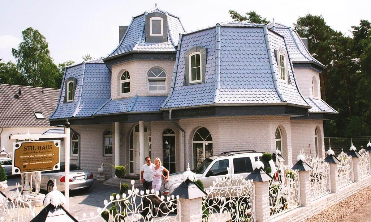 Villa exklusiv oder luxushaus planen und bauen for Luxusvilla bauen