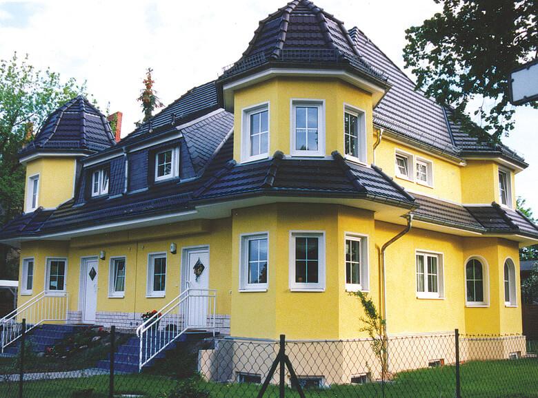 Doppelh user bauen als generationsh user for Doppelhaus oder zweifamilienhaus