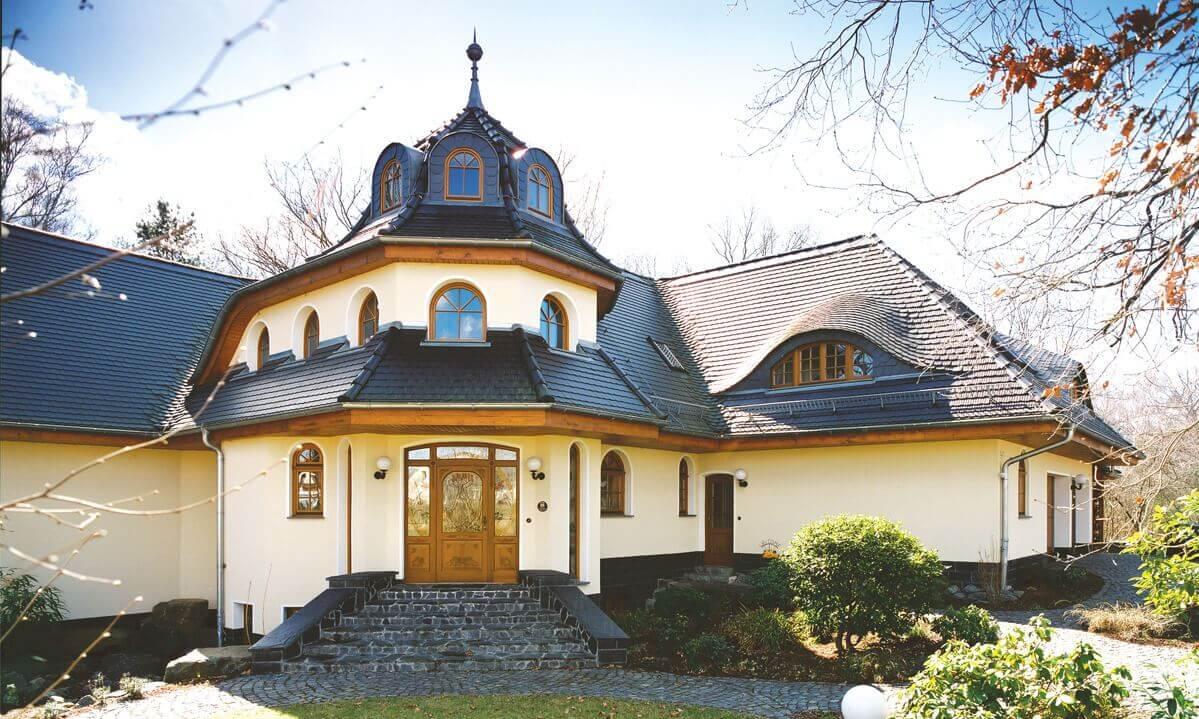 Landh user energieeffizient massiv und nachhaltig bauen - Einrichtung aus italien klassischen stil ...