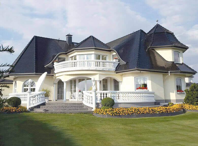 Neues Haus bauen