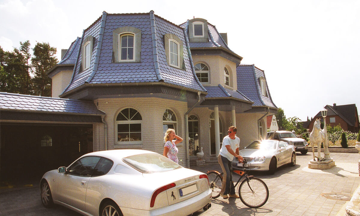 Eye Catching Schöne Treppen Photo Of Schöne Traumvilla Planen Und Bauen