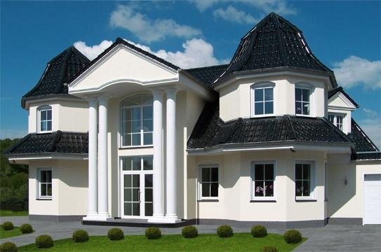 exklusiv haus bauen als fertighaus bau o massivhaus architekten haus bauen luxus haus o. Black Bedroom Furniture Sets. Home Design Ideas