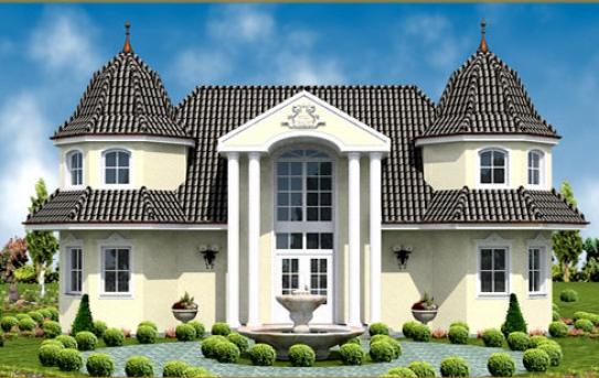 Haus bauen stadt häuser planen bauen schönes stadt haus planen