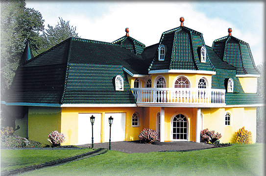 Atemberaubend sch ne landhaus villa bauen 1a luxus villen for Villen bauen