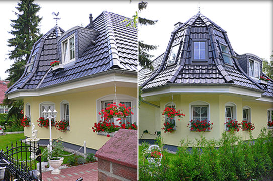 massivhaus berlin sch ne turmh user bauen in d sseldorf. Black Bedroom Furniture Sets. Home Design Ideas