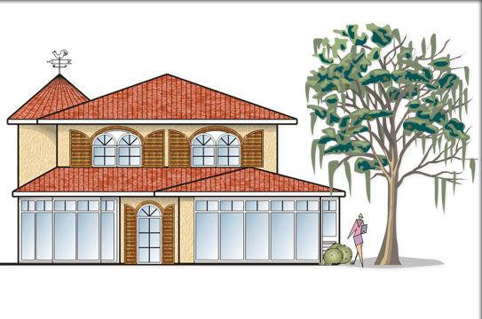 Mediterrane massivhäuser preise massivhaus mit flair massivhäuser
