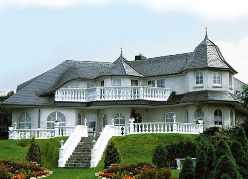 Traum haus bauen traum h user traumhaus villa mit pool for Villen bauen