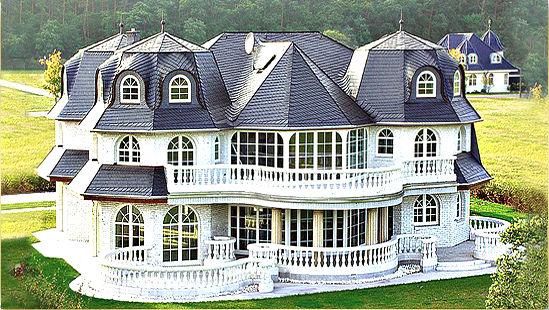 Traumhaus schöne traum häuser bauen wir in dem schönsten traumhaus